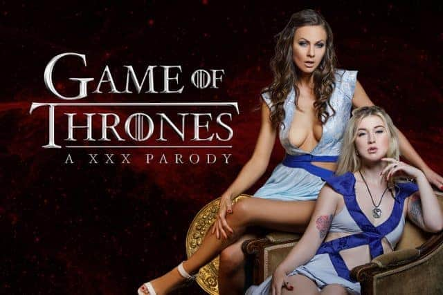 Tina Kay VR Game of Thrones