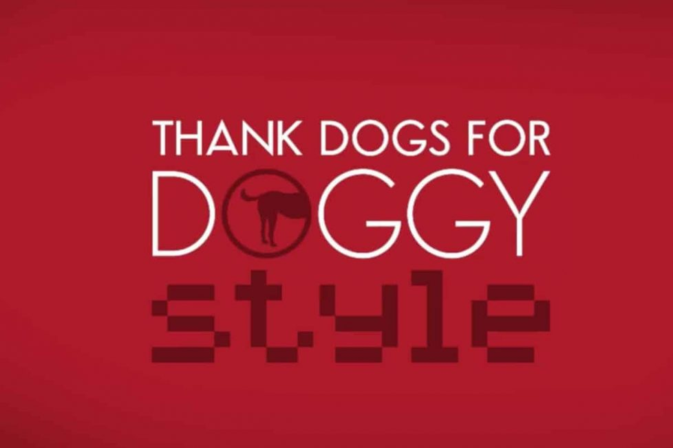RedTube Thank Dogs for Doggy Style