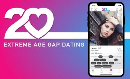 20 dating - site for people that like an age gap