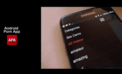 Android Porn App APA best porn apps