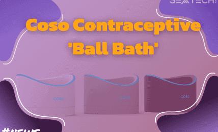 Coso Contraceptive Ball Bath
