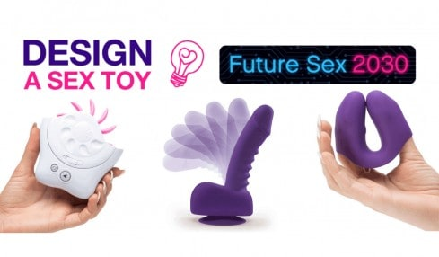 design a sex toy competition Lovehoney