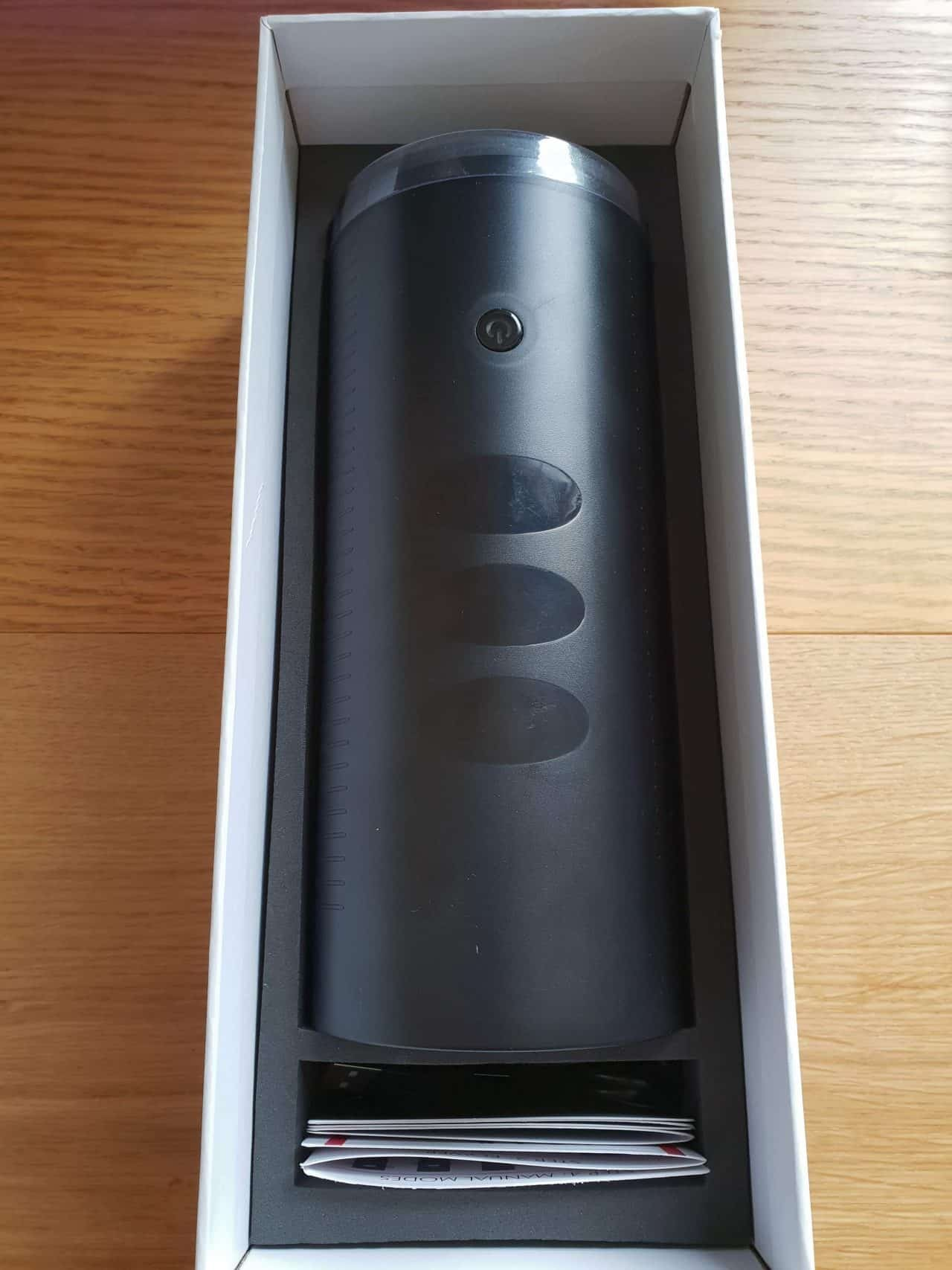 Kiiroo Titan - Box