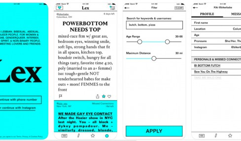 Lex Queer Dating app