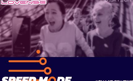 Lovense Speed Mode update