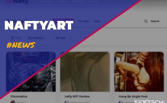 NaftyArt NFT platform