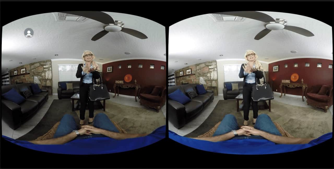 Naughty America was one of the first virtual reality porn sites