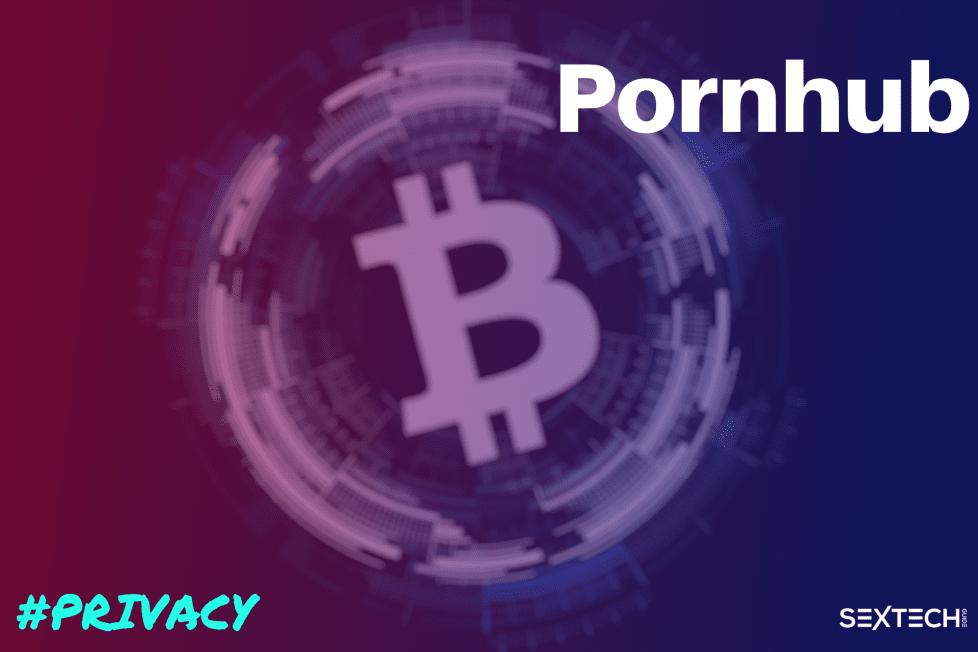 Pornhub accepts bitcoin