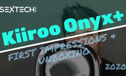Kiiroo Onyx+ Unboxing