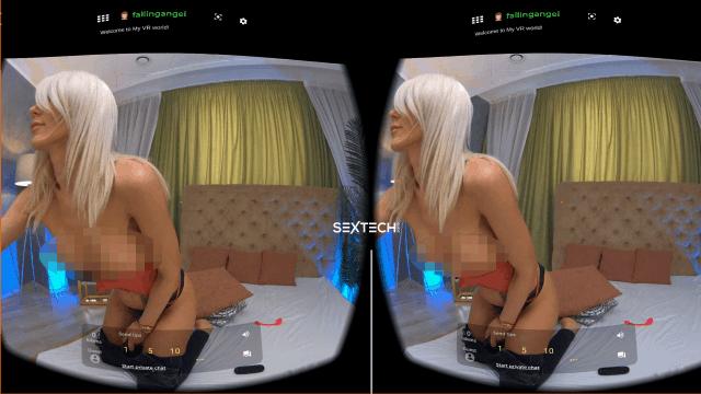 SexLikeReal VR Live