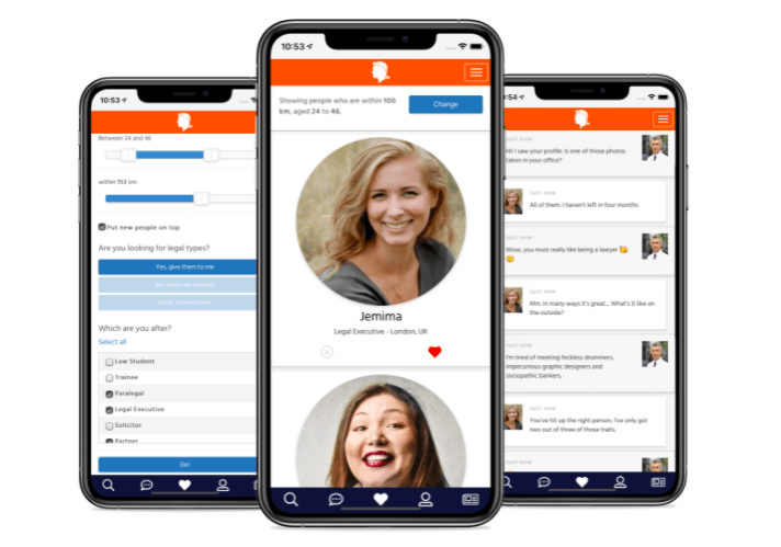 Lawyr app for lawyers