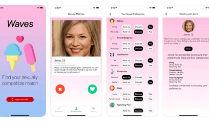 Waves Dating app