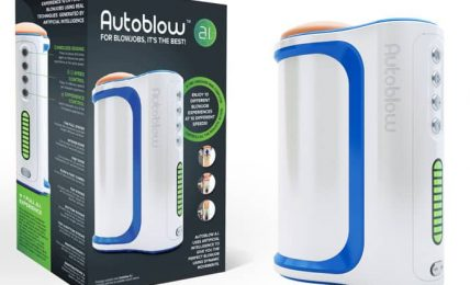 Autoblow AI packaging