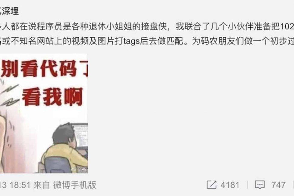 chinese programmer
