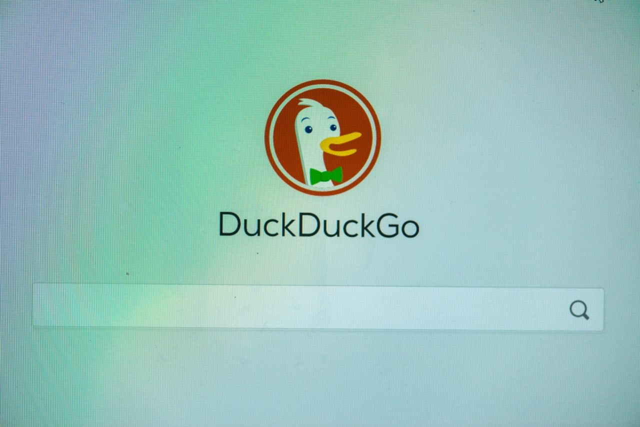 DuckDuckGo secure search
