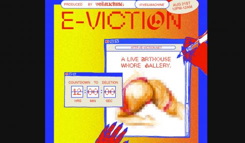 E-viction arthouse whorehouse event