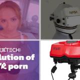 The evolution of VR porn