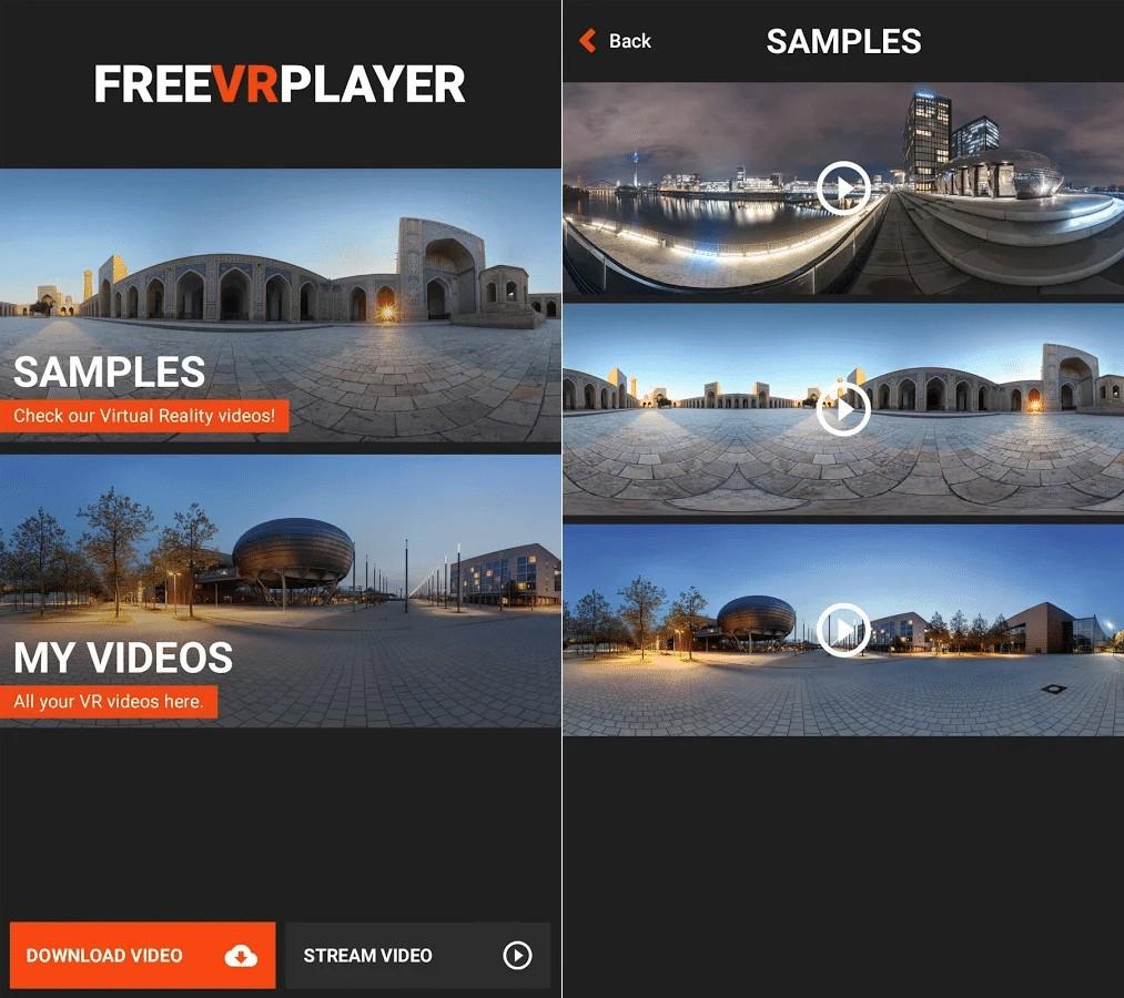 VR porn app Free VR Player