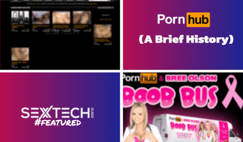 The History of Pornhub
