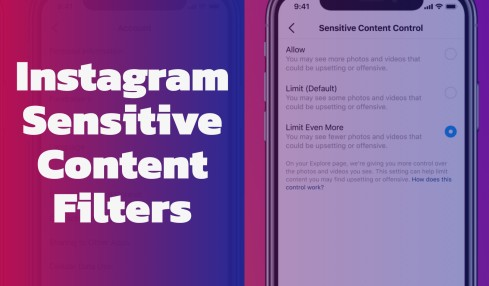 Instagram Sensitive Content Filter