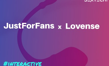 Just for Fans adds Lovense