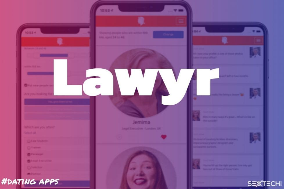 Lawyr dating app for lawyers
