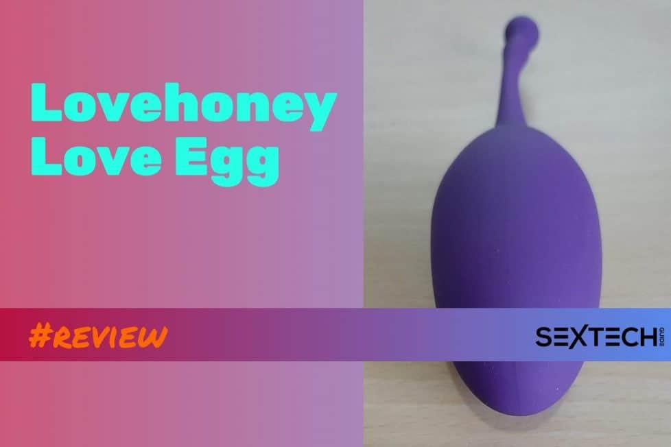 Lovehoney Love Egg review