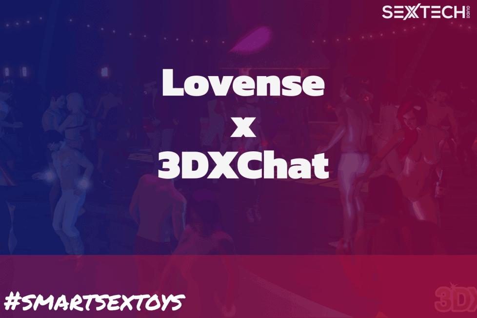 3DXChat Lovense integration