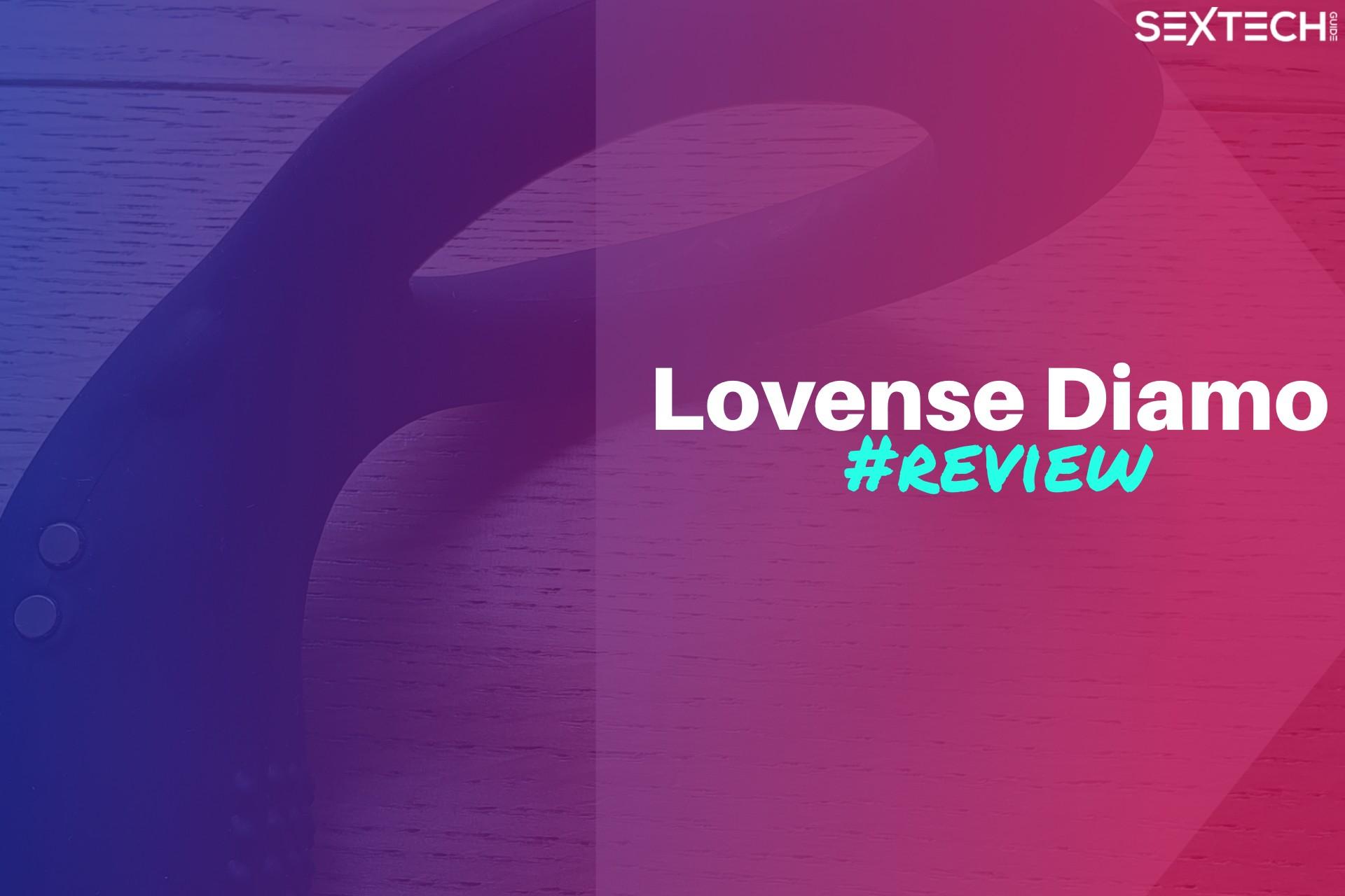 Lovense Diamo review