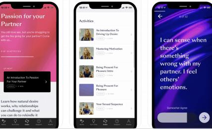 Lover App iOS