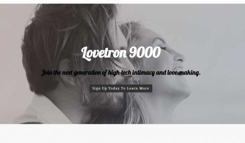 Lovetron9000