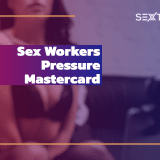 Sex Workers MasterCard letter