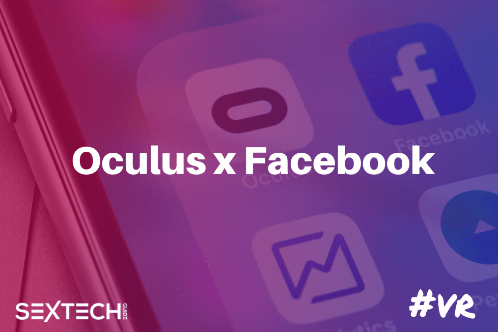 Oculus login Facebook