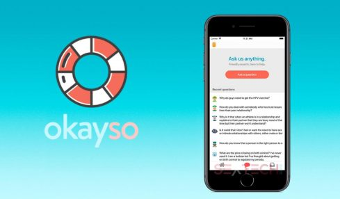 OkaySo iPhone app