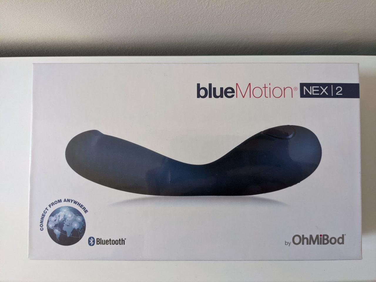 bluemotion nex 2 2nd gen box