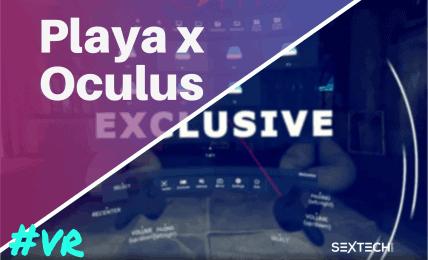 VRBangers' VR Playa Oculus Quest