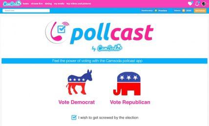 Pollcast Camsoda