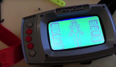 PopGirl Interface