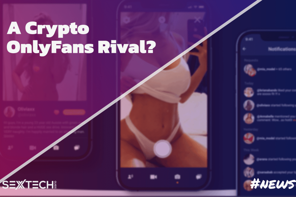 PornRocket wants to be a crypto based rival to OnlyFans