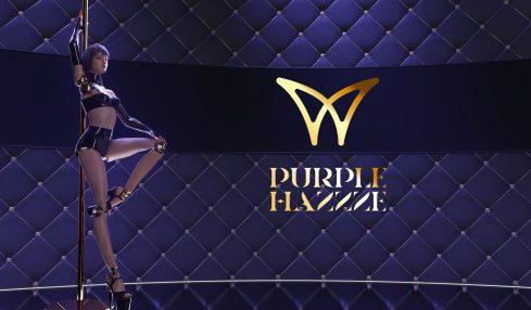 Purple Hazzze Featured