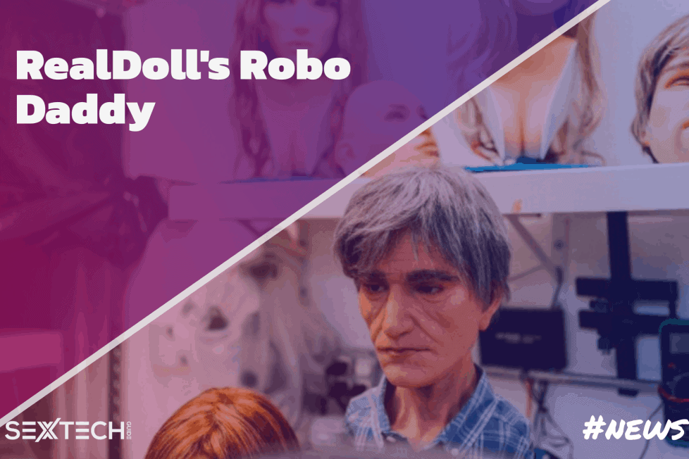 RealDoll's Robot Daddy made for a customer