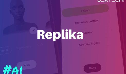 Replika companion app