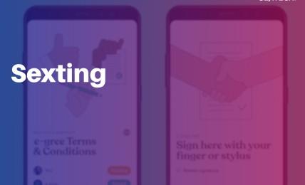 e-gree Sexting