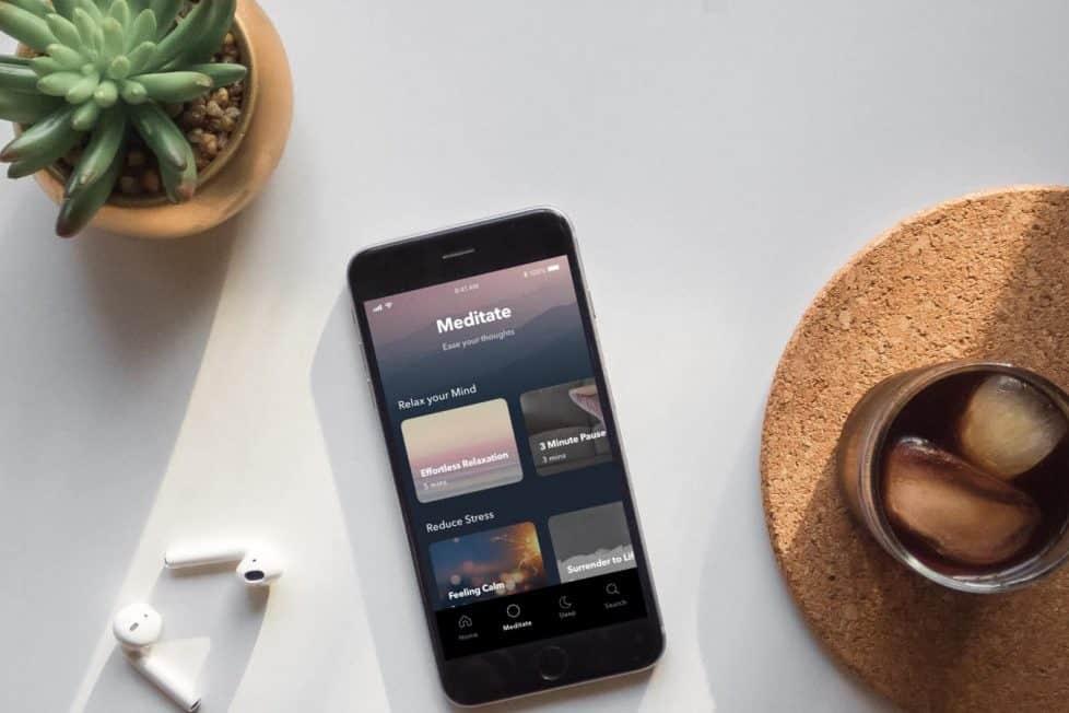 Simple Habit Wellbeing App - Lifestyle image