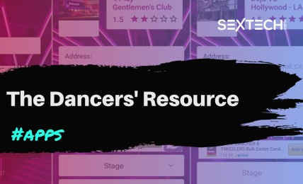 The Dancers Resource app