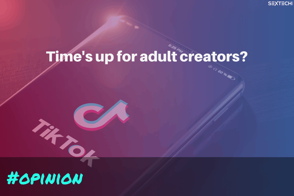 TikTok #cancelporn hashtag