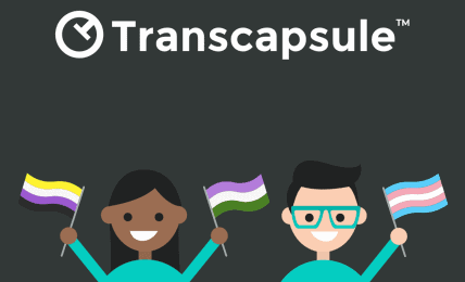 Transcapsule transition tracking app