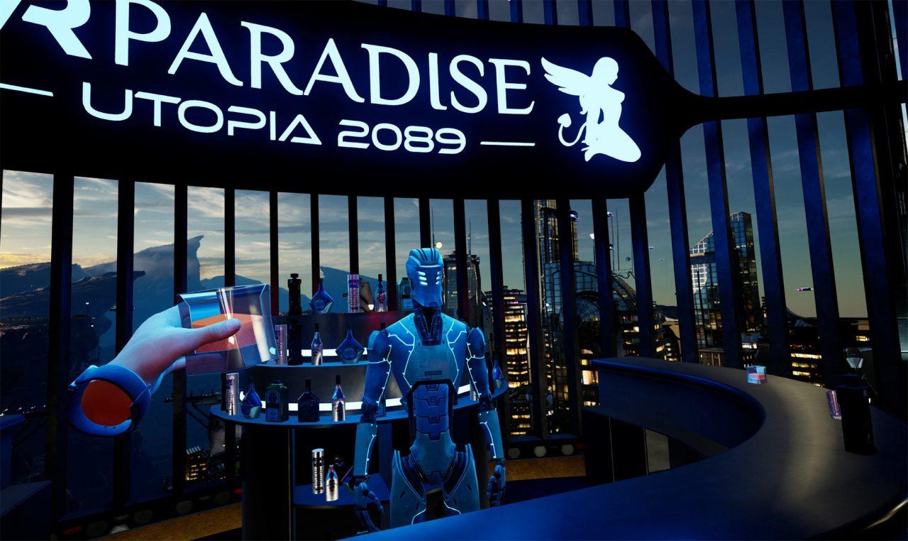 VR Paradise Utopia 2089 DLC