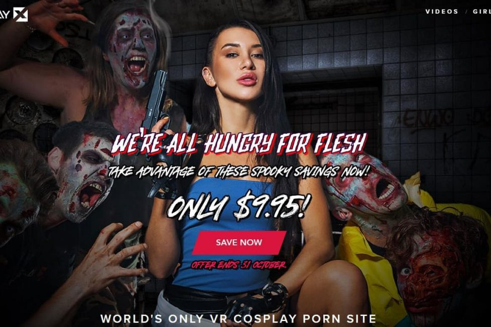 VRCosplayX Halloween Offer