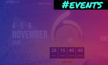 VR Days 2020 event